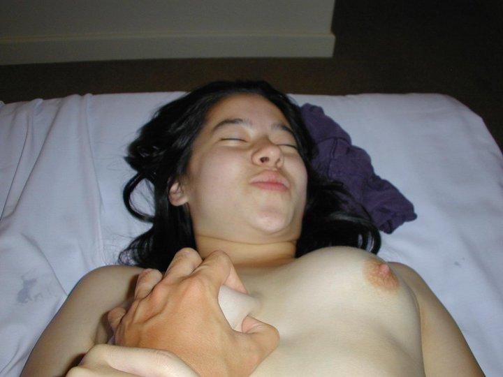 Hot mom outside fuck