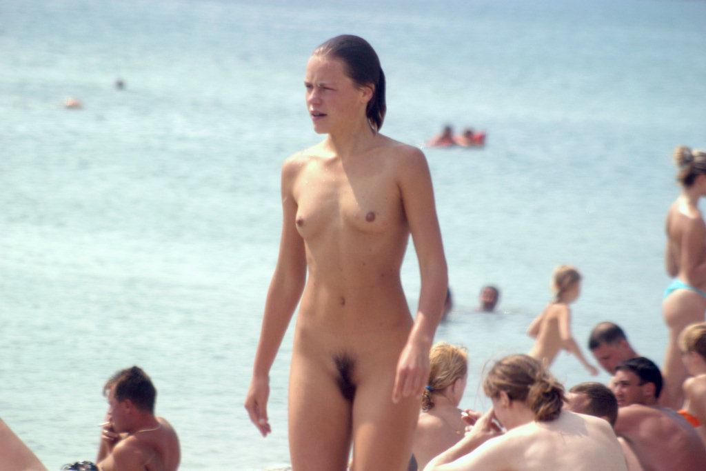 Tiny nudist girls nude