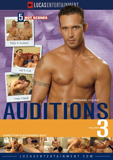 Gay porn auditions