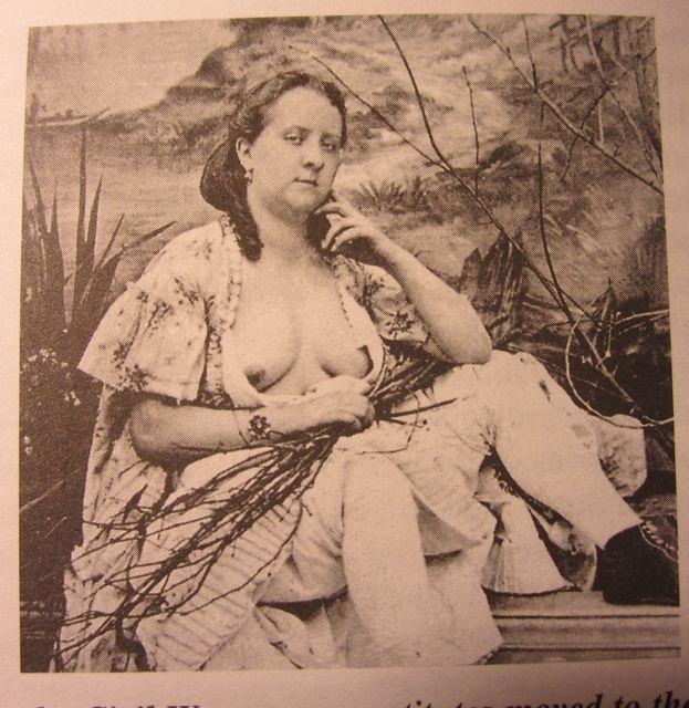 Vintage brothel nudes