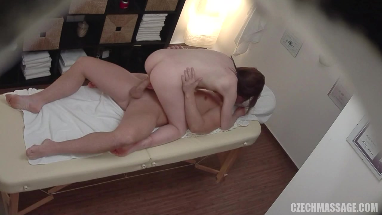 hidden cam massage Naked