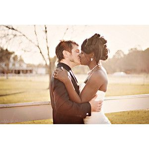 Interracial love photography
