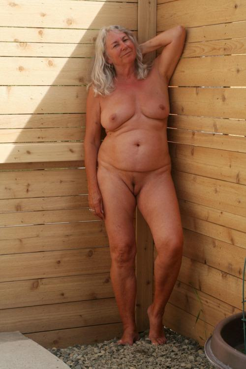 Horny women over 60 years old