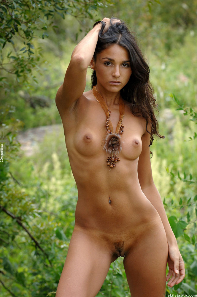 Nude jungle girls brazil
