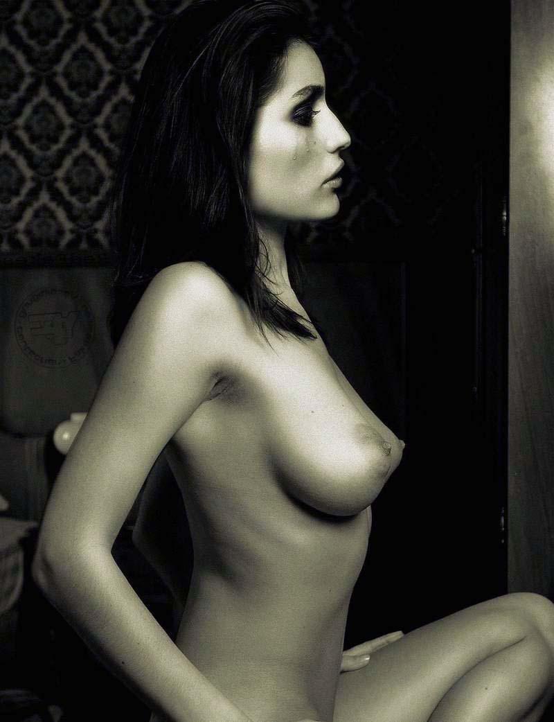 Laetitia casta nude