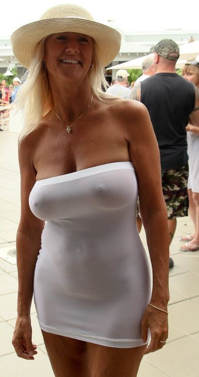 with boobs Grannies nice