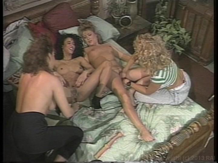 Lesbian orgy vivid girls