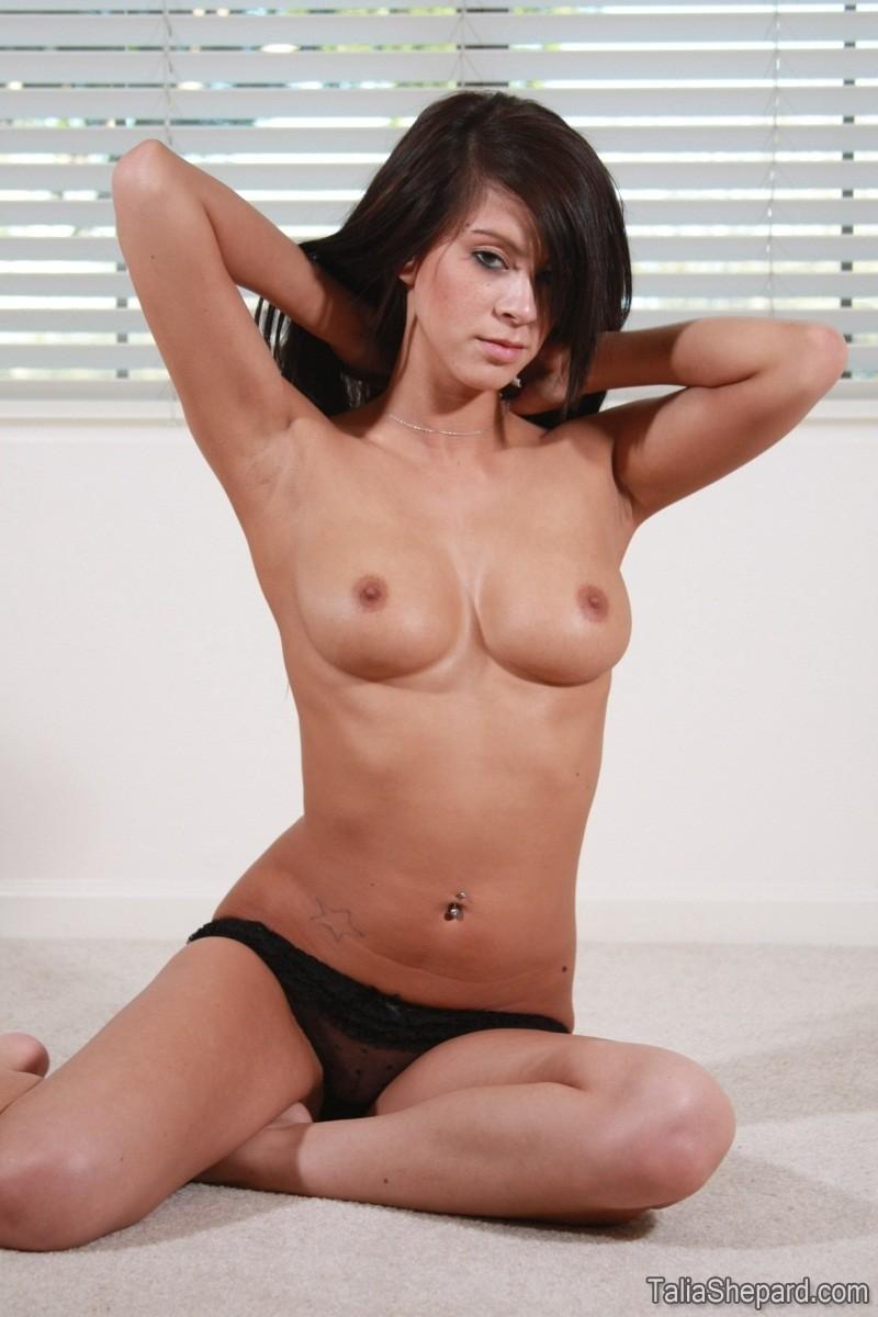 Talia shepard boob job