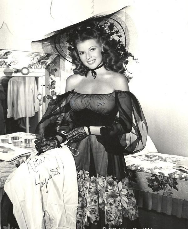 Classic vintage nude female movie stars