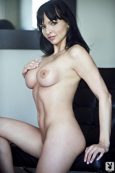 Joy glass nude