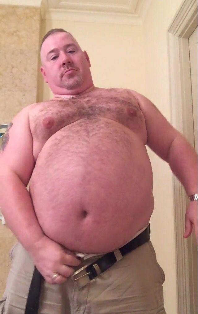chubby Fat men gay bear