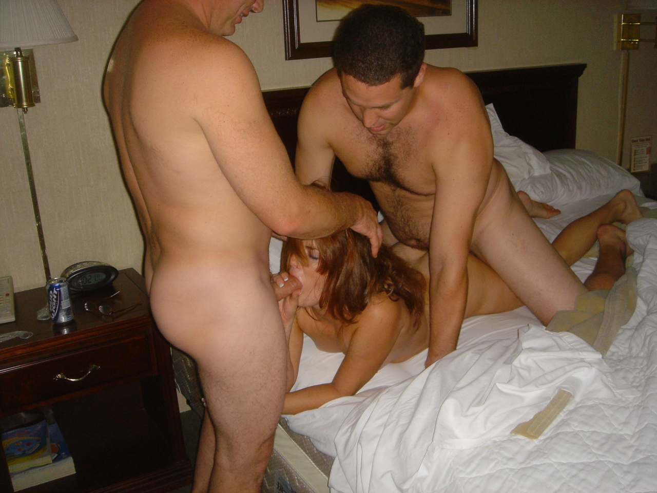 Amateur wife threesome tumblr