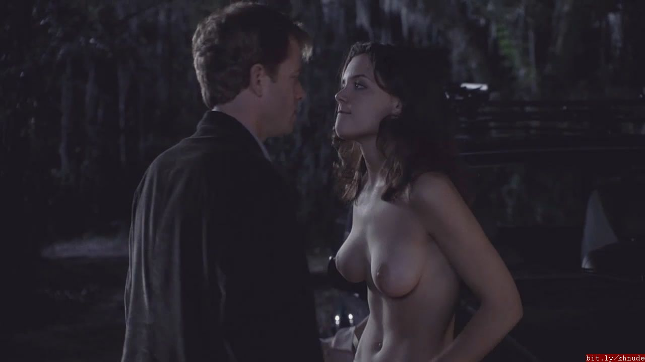 Katie holmes the gift nude scene