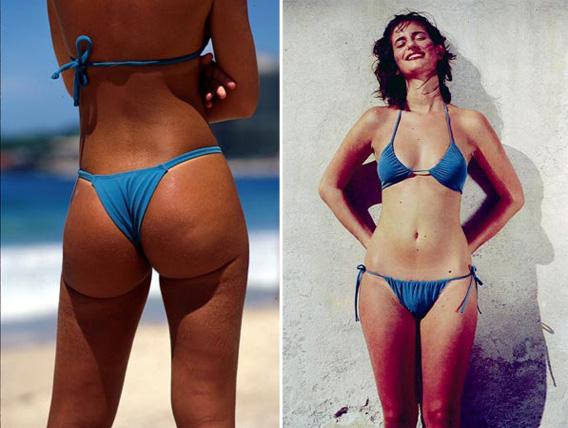 Brazilian women bikini girls