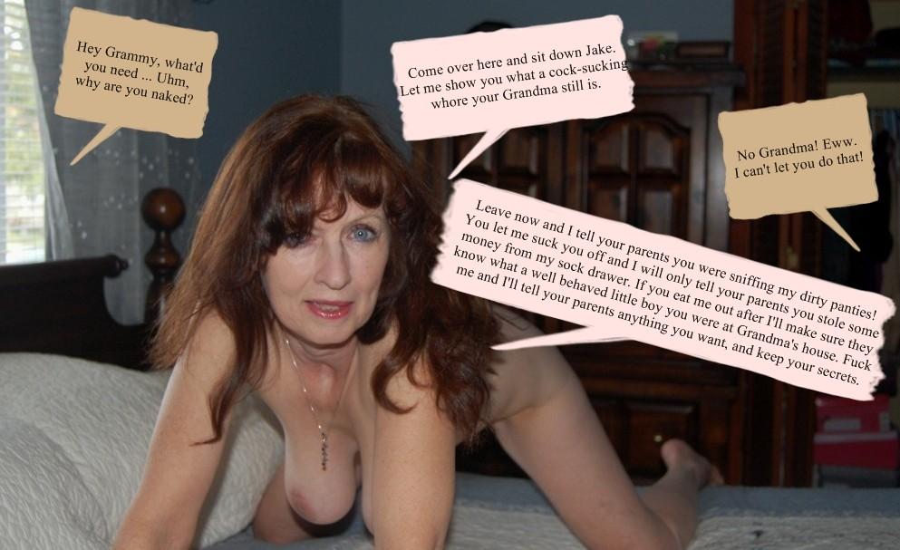 Mature moms porn captions