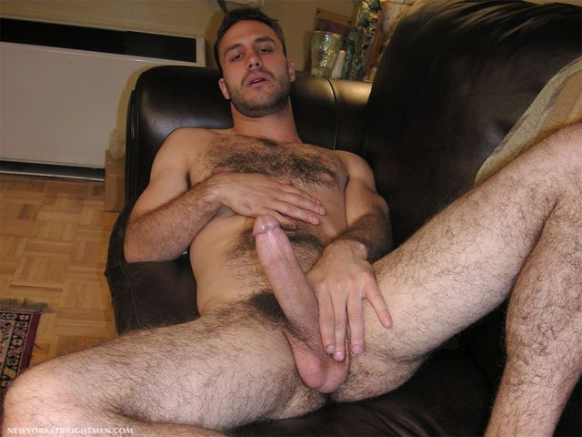 New york straight men nude