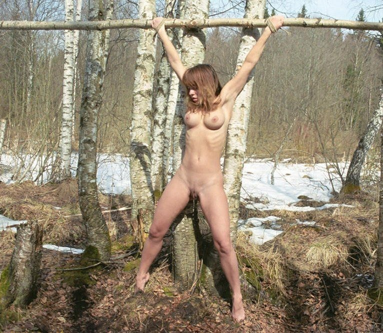 Can girls crucified fucked and