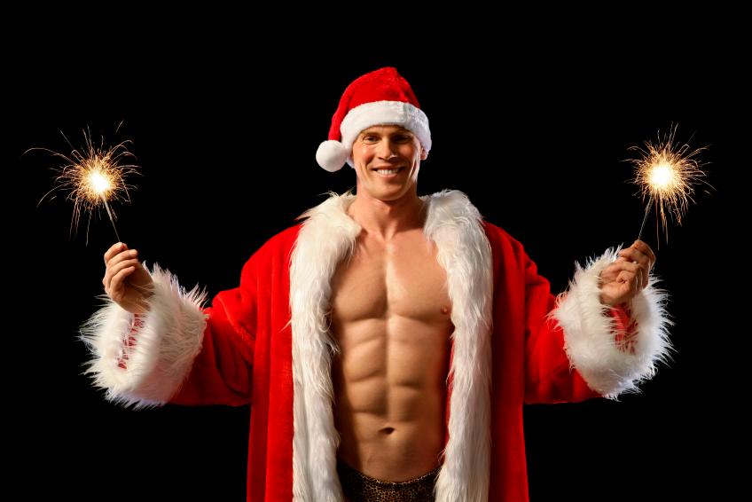 Gay zeb atlas christmas