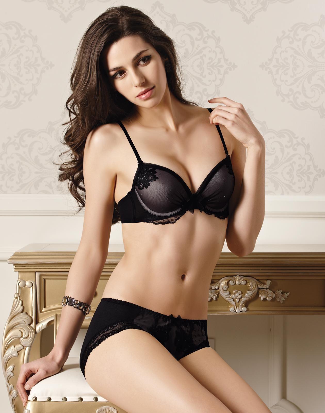 Very hot girls lingerie