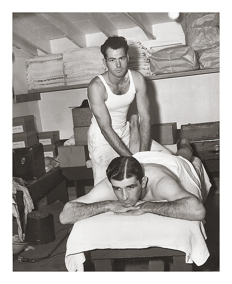 Black gay male massage