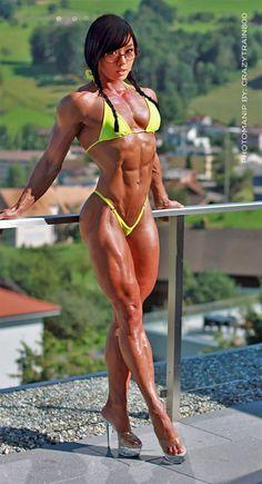 Beautiful fitness milf lexus