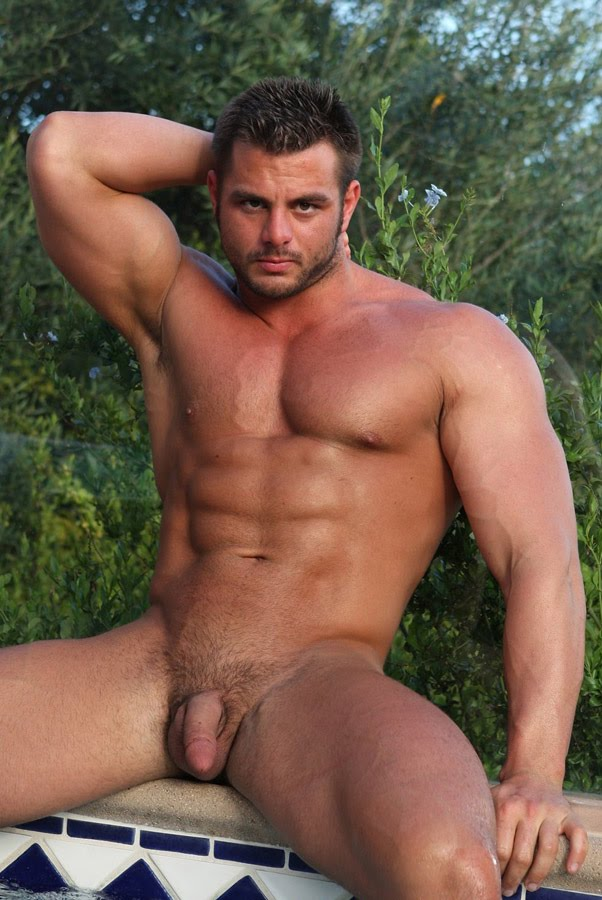 Frank defeo nude gay male porn star