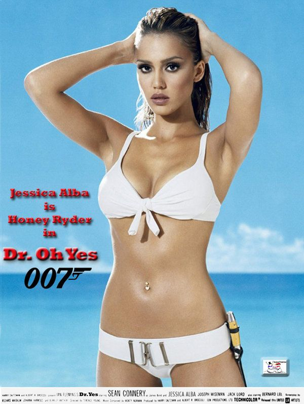 No jessica alba hot