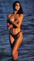 naked Gabrielle reece