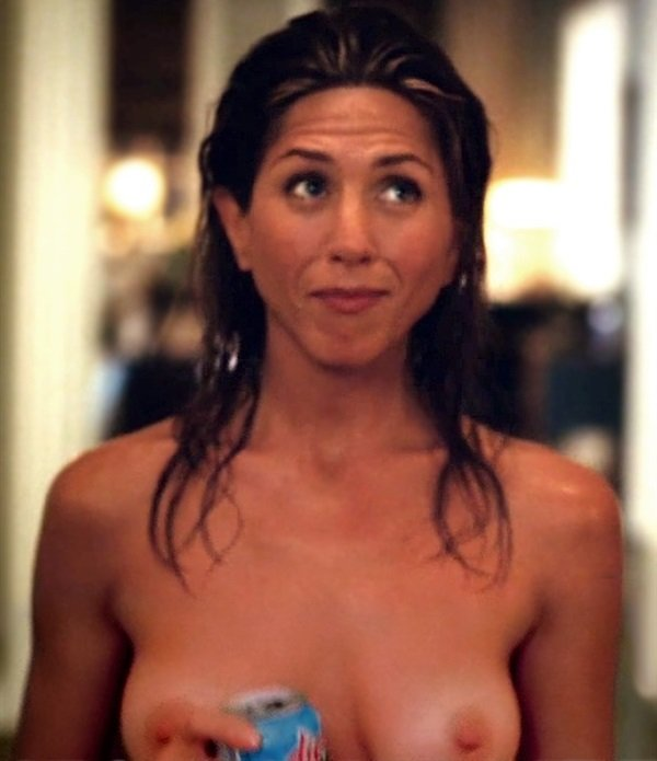 Found jenifer aniston naked sex think