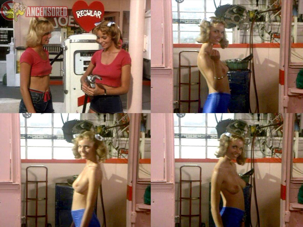 Sandy johnson gas pump girls nude