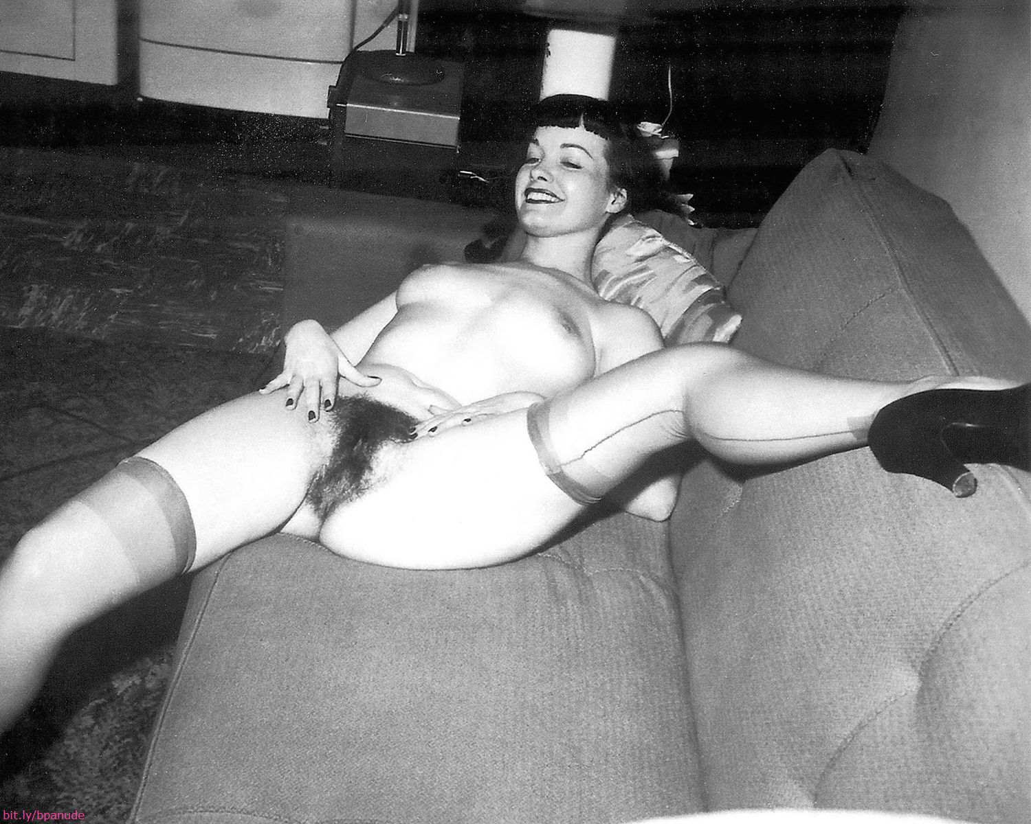Bettie page porn