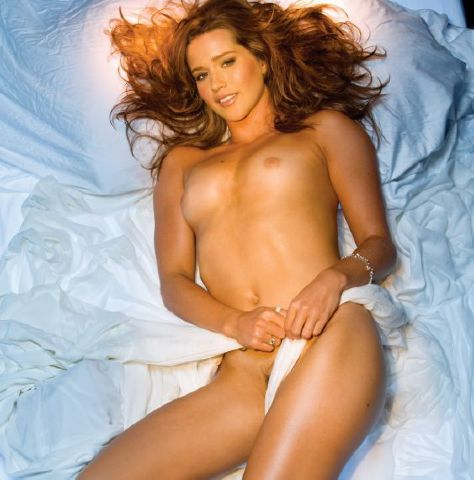 Ashley harkleroad playboy
