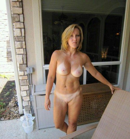 Older tan women nude