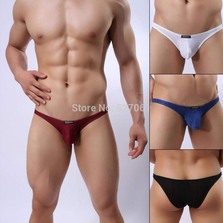 Hot men in bikini briefs