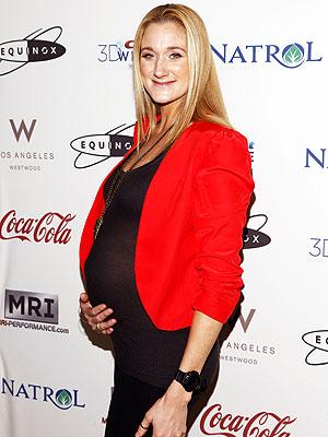 Kerri walsh jennings pregnant