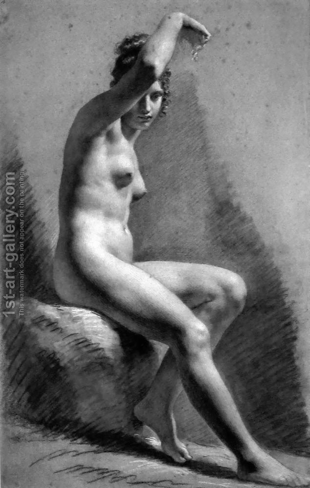 Paul prud hon female nude