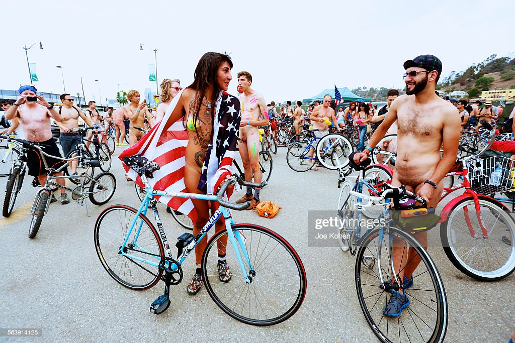 World naked bike ride los angeles