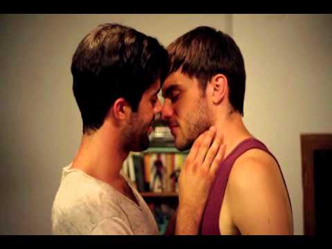 man in movie Gay love
