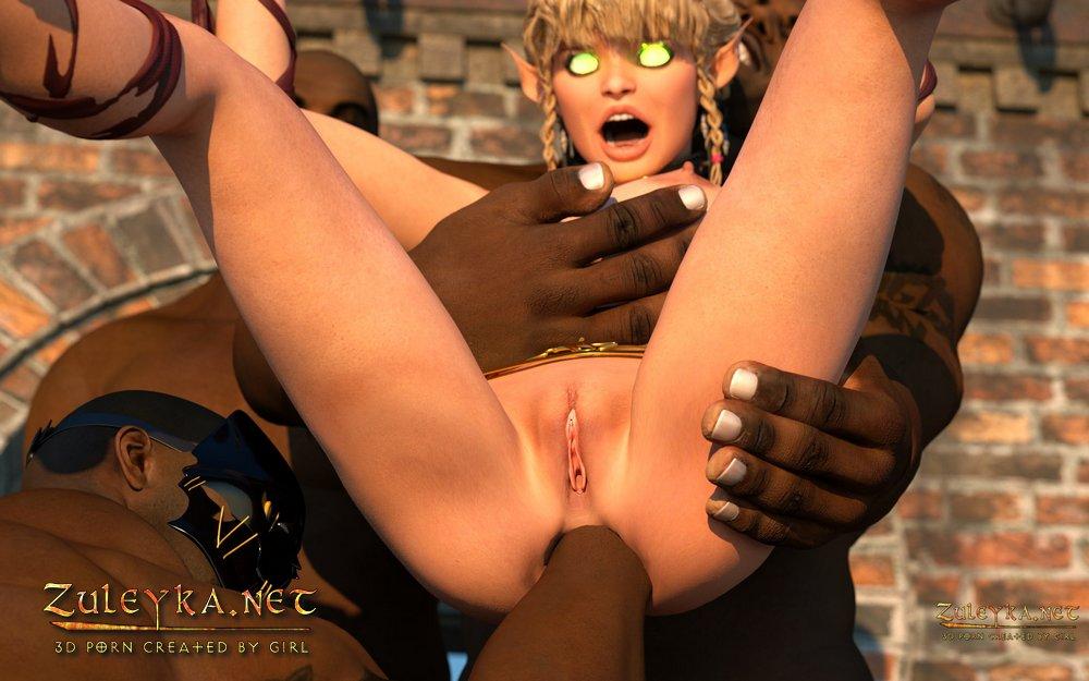 Blood elf porn xxx