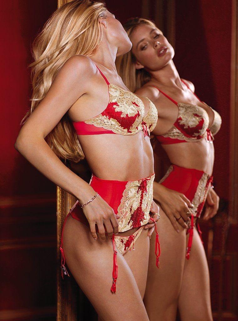 Doutzen kroes victoria s secret lingerie