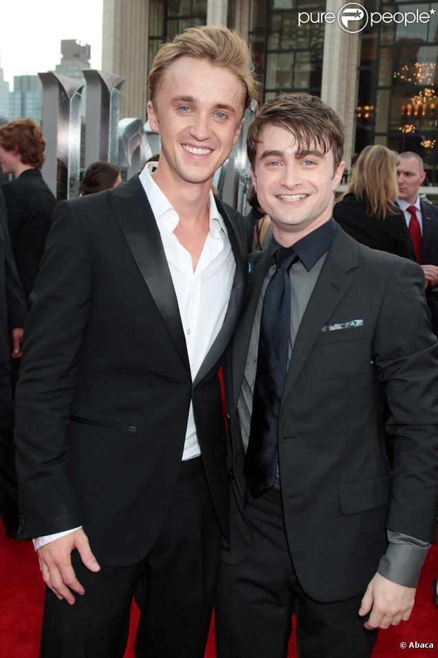 Tom felton and daniel radcliffe gay