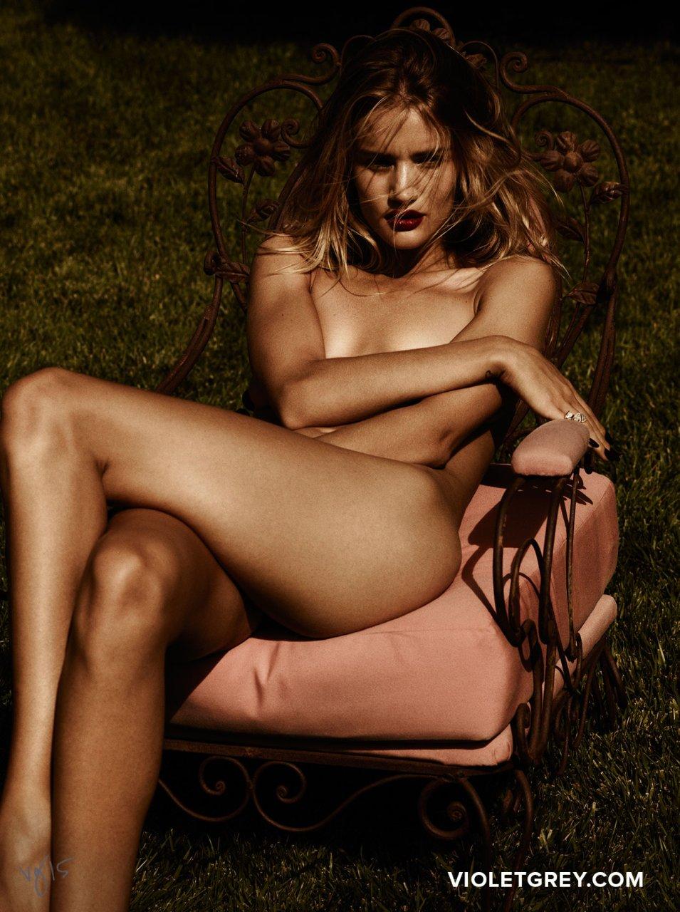 Rosie huntington whiteley nude naked