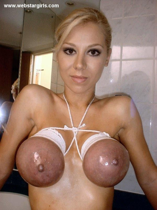 Breast bondage tits