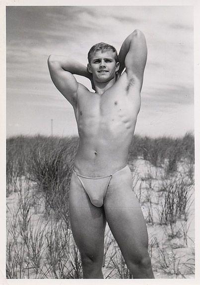 vintage Classic male nude