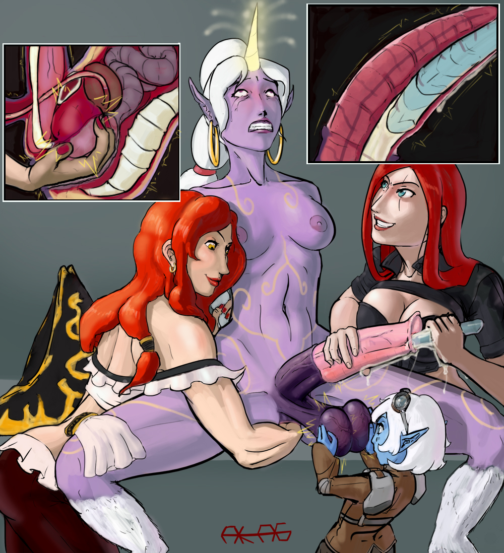 Naked league of legends porn