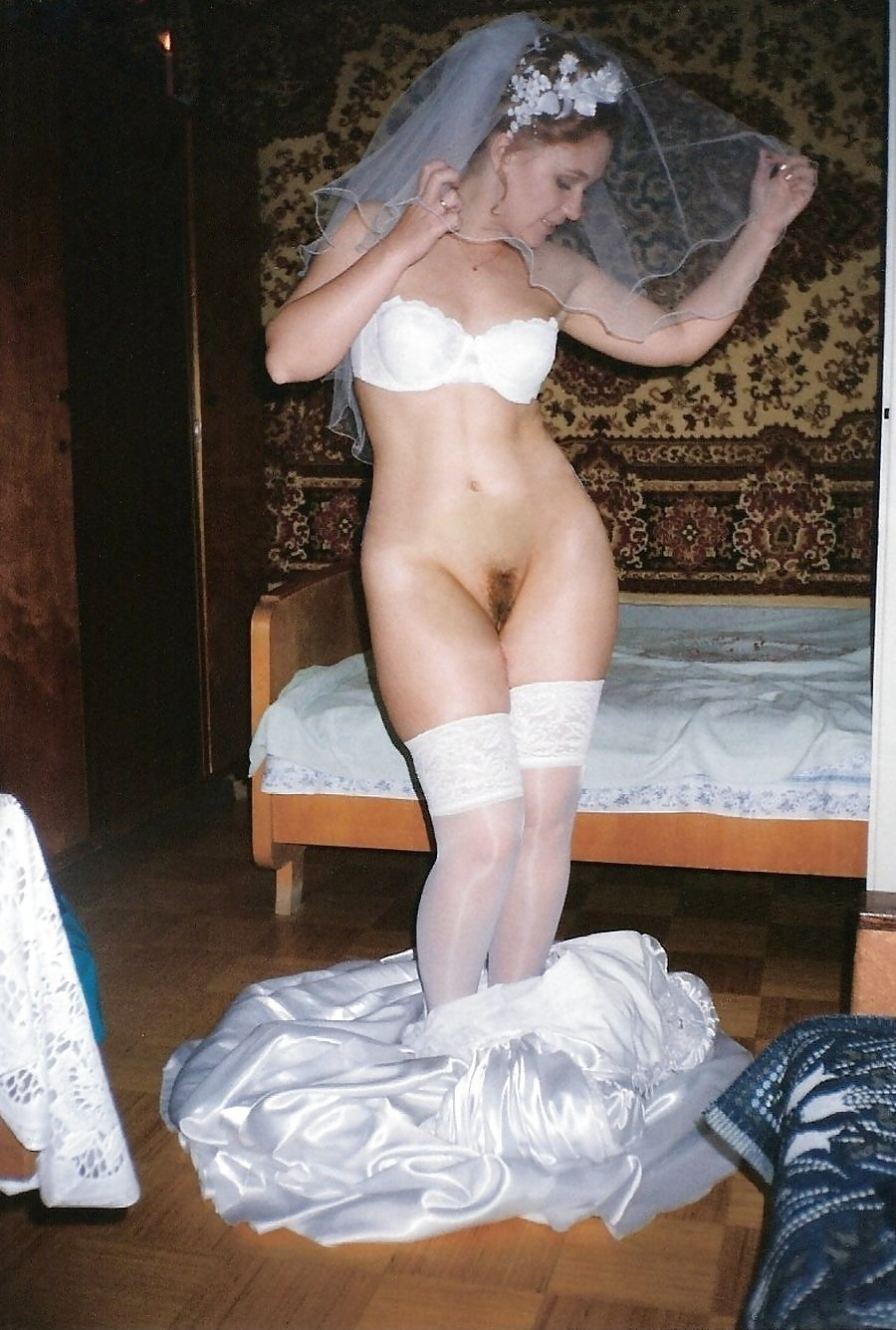 Naked sexy brides nude