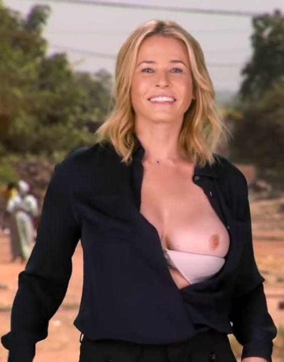 Chelsea handler boobs