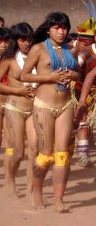 Brazilian tribal girls nude