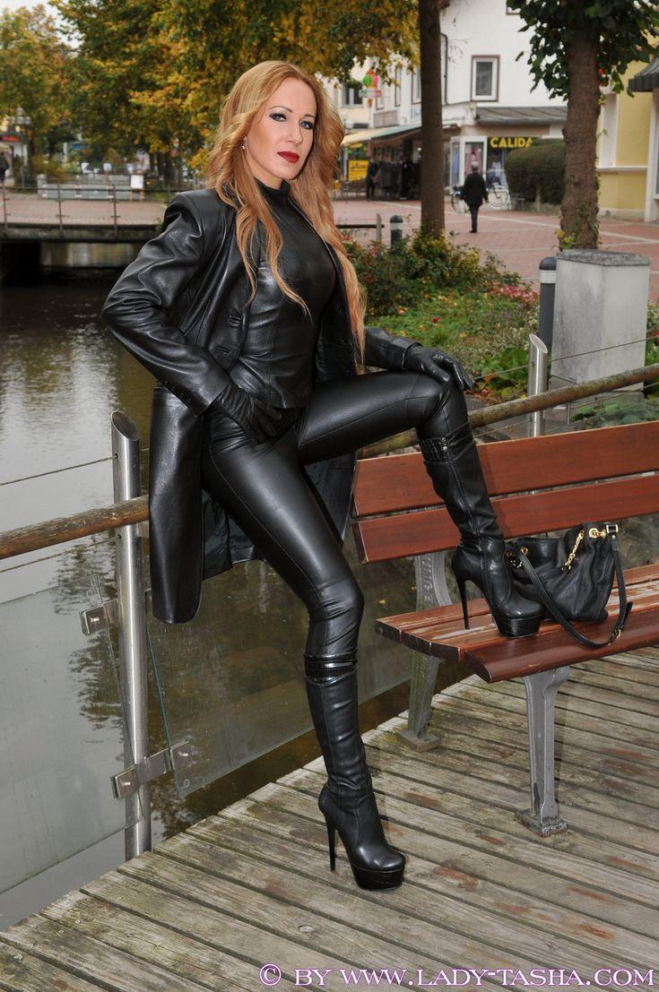 leather Lady tasha