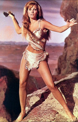 Raquel welch playboy